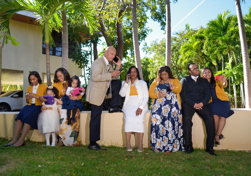 Ivan Carey Family Photos
