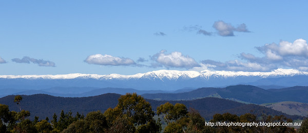Drive to Corryong, Khancoban and Tumbarumba - September 2018