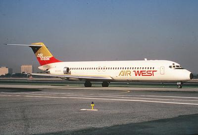June 6, 1971, Hughes Air West / USMC, McDonnell Douglas DC-9 (N9345) / McDonnell Douglas F-4B (151458) Mid-Air Collision near Duarte, CA