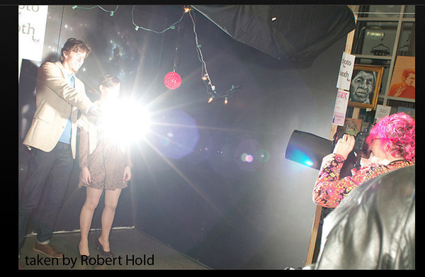 Behind the scenes of me working.  To hire me for a photo booth for your wedding or event, please give me a call!!!