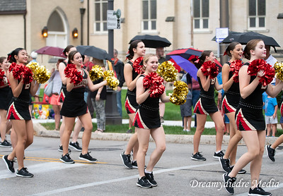 BHS Homecoming Parade 2018