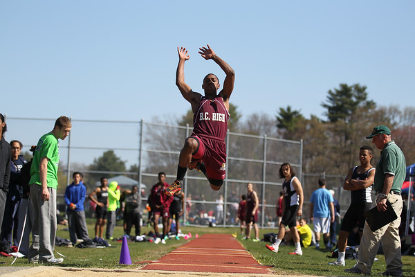 2013 MSTCA D1 State Relays - Long Jump