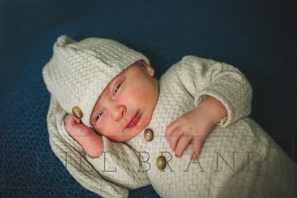 Sullivan: Newborn Session