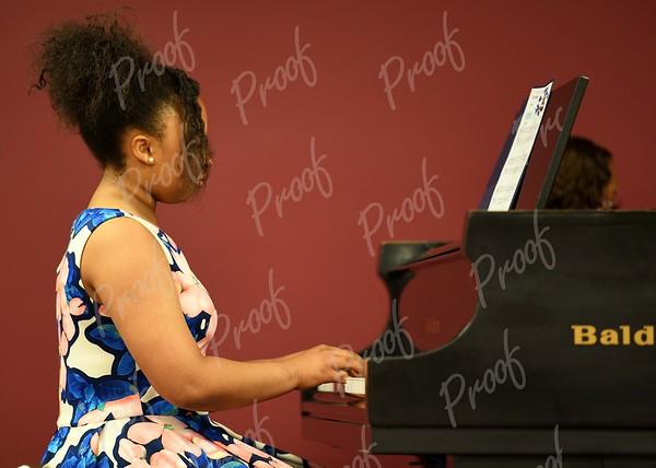 Ashley J Piano Recital 2018