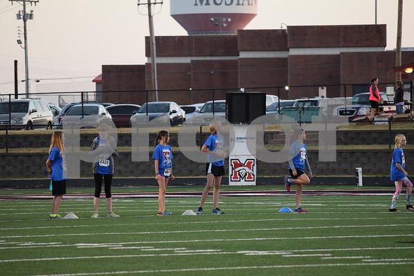 Middle School Mile 2015