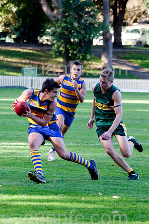 2009 Round 1 All Grades vs Pennant Hills