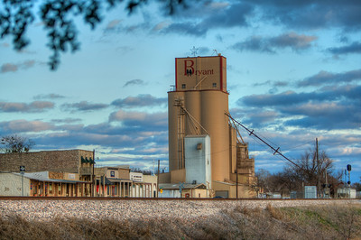 Aledo - Railroad Shots - 2012
