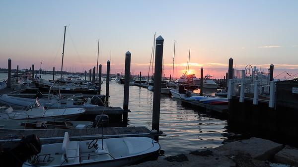 Newport RI and Cape Cod