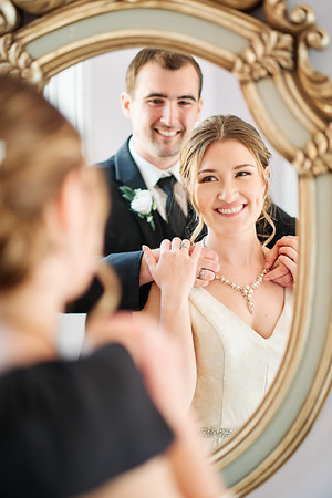 Bronte Hupp - Shawn Speeney Wedding