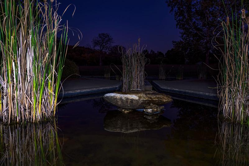 Garden Pavilion Pond