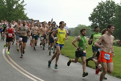 Scenic City Trail Marathon