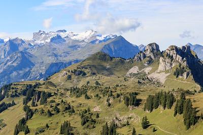 Switzerland Austria September 2019