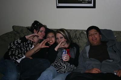 Various Partying Jan 06