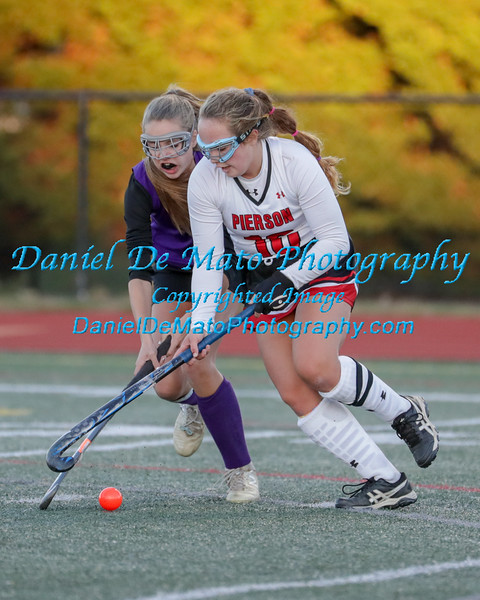 Pierson vs Port Jefferson Suffolk County Championship 10-30-18