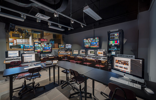 CMB TV Studio Production System (Fall 2015)