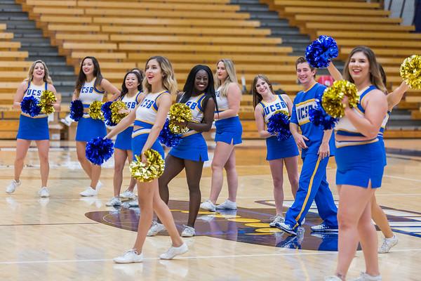 UCSB Cheer Team