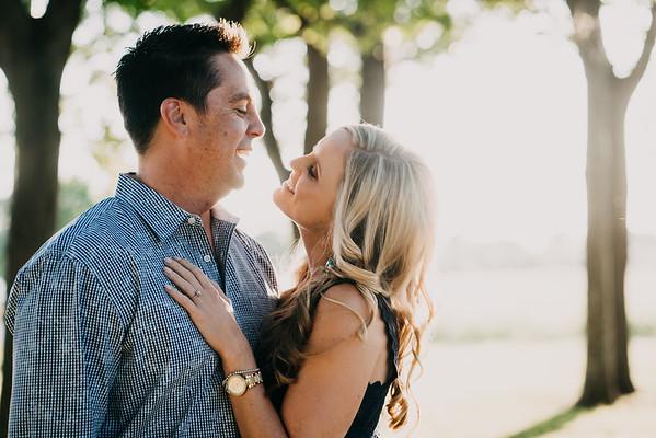 Jennifer & Beau Engagement