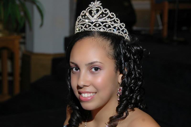 Rebecca's Sweet Sixteen - September 22, 2007