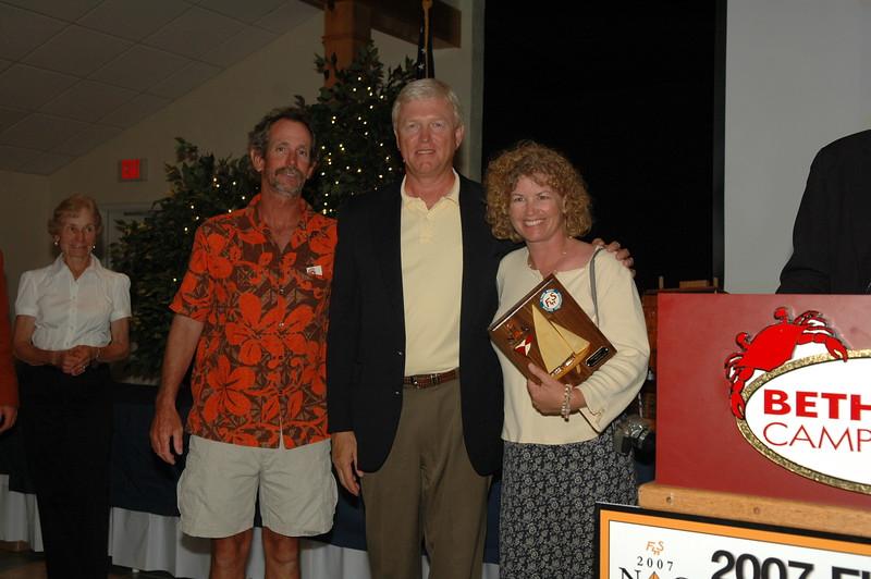 1st Time NAC Challenger Participant Best Finish 79/4925 Jeff Linton/Amy Linton