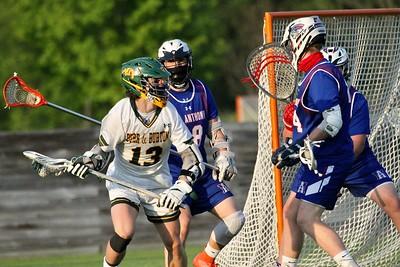 Boys Varsity Lacrosse vs MAU photos by Gary Baker