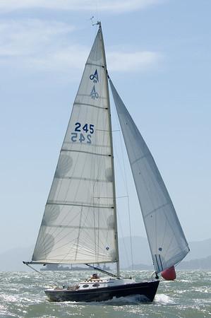 Alerion Express 28 Fleet