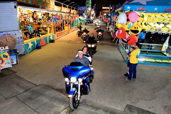 1-24-18 Bike Night 2 at the South Florida Fair