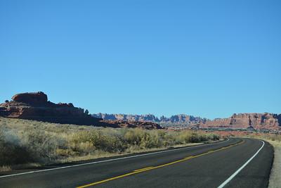 Canyonlands NP Needles district