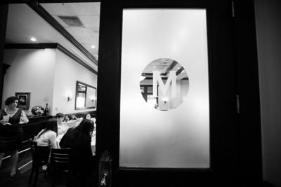 Ben's Kiddish Luncheon, Maggianos, St. Johns Town Center