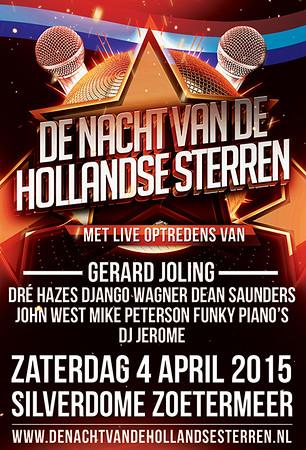 De Nacht van de Hollandse Sterren