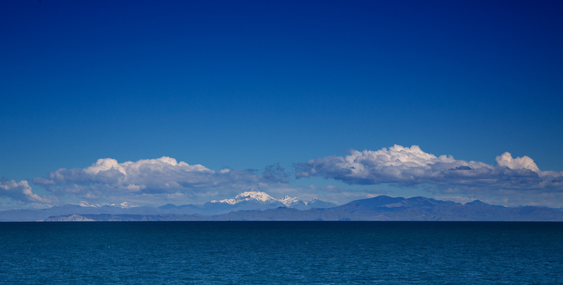 Mt Cook from the Cook Straights.jpg