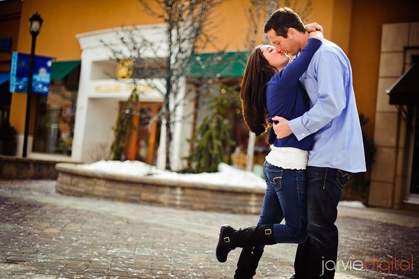 Riverwoods Engagement Pictures (Highlights First)
