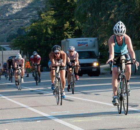 2009 Ironman Canada - Team vo2