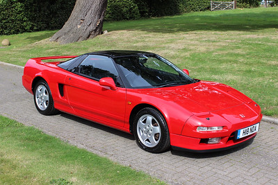 NSX Coupe 39,900 miles