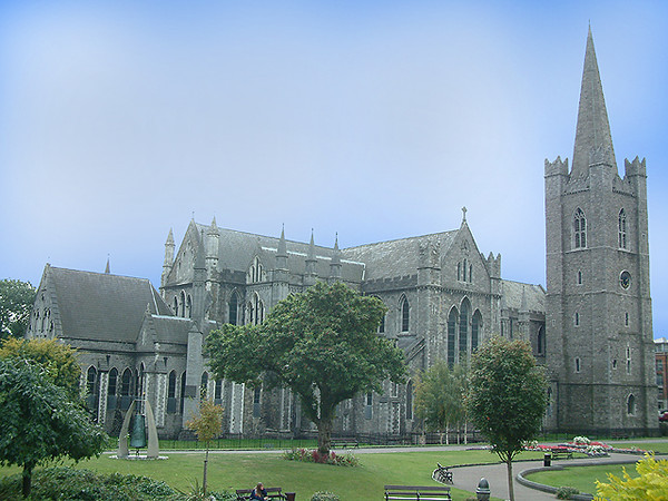 Dublin - St-Patrick's Cathedral