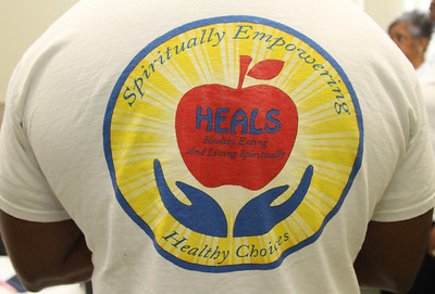 Healty Eating And Livining Spiritually (HEALS)