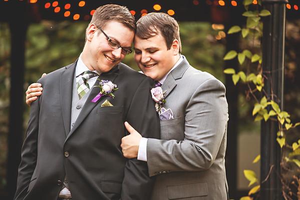 Ryan & Rob Wedding