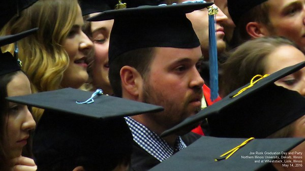 Joe Rusk Graduation part 2