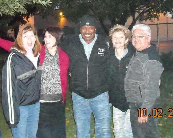 20101002 Barb & UB's Back Yard Party.