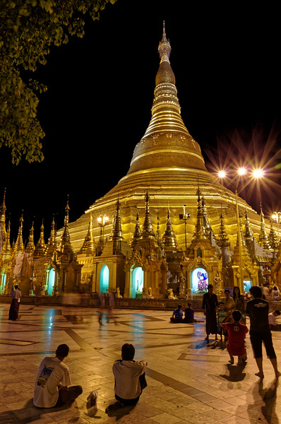 Two Days in Yangon