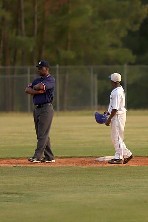 East Bladen 2019 baseball senior night