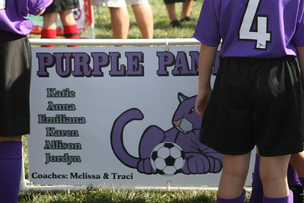 Purple Panthers 2008