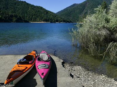 06-27-2018 Kayak on Applegate Lake