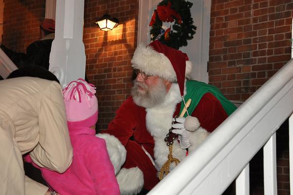 2008 Lighthouse Christmas