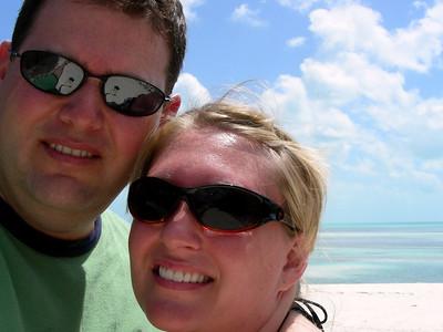 Honeymoon - Coco Cay, Bahamas