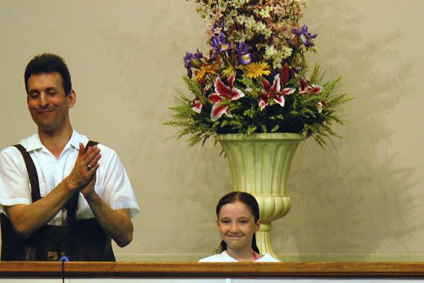 May 20th, 2012 Worship Service