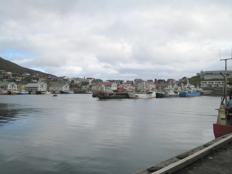 Honningsvag Port