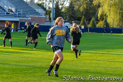 Others From UM Women's Soccer Vs Iowa 9-28-12