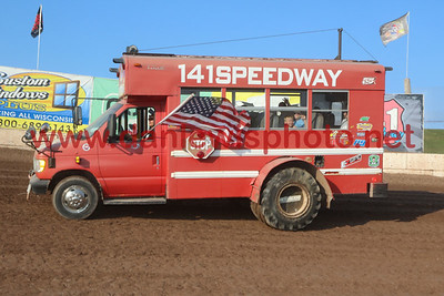 081921 141 Speedway Captain of The Creek