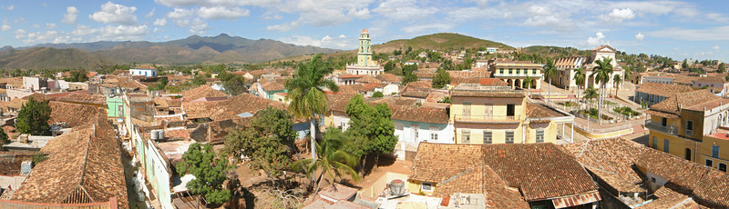 Trinidad, UNESCO world heritage site