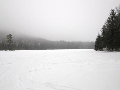 Three Ponds snowshoe